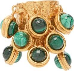 Sylvia Toledano - Candies Malachite Shaker Ring - Womens - Green