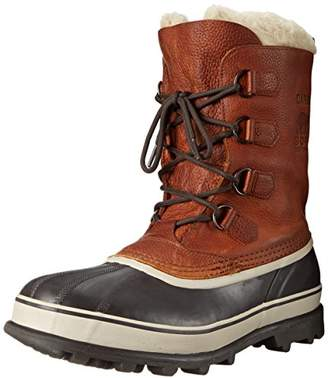 Sorel Caribou Wl, Men Snow Boots, Brown (Tobacco 256), (49 EU)