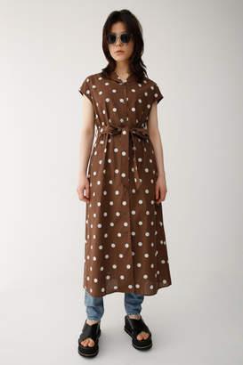 Moussy (マウジー) - DOT SHIRT ドレス