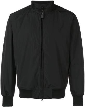 Aspesi zip-up bomber jacket