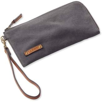 L.L. Bean L.L.Bean New Meadows Canvas Wrist Pouch