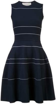 Carolina Herrera flared short dress