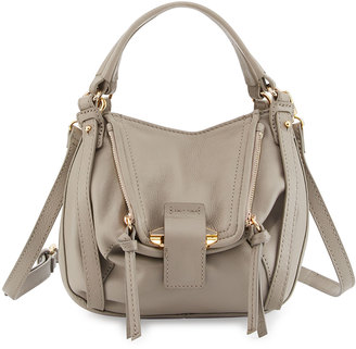 Kooba Jonnie Mini Leather Crossbody Bag $205 thestylecure.com