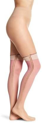 Wolford Degrade Sheer Sock Tights