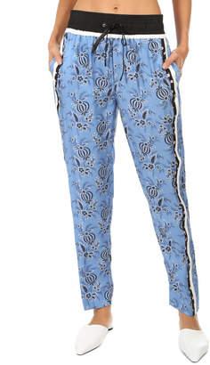 3.1 Phillip Lim Floral Drawstring Pant