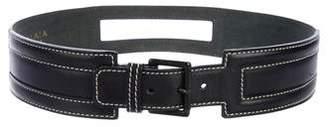 Alaia Cutout Waist Belt