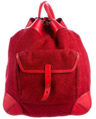 Rag & Bone Felt Grayson Drawstring Backpack