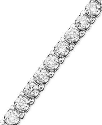 Macy's Certified Diamond Bracelet in (3-1/3 ct. t.w.) 14k White Gold