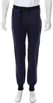 Timo Weiland Linen-Blend Track Joggers