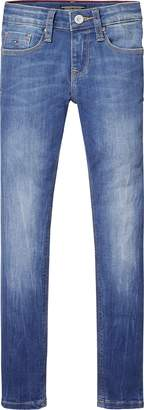 Tommy Hilfiger Girls Nora Skinny Jeans