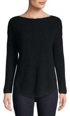 Context Classic Ribbed Sweater