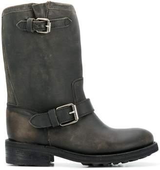 Ash Toxic mid-calf boots