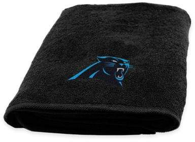 NFL Carolina Panthers Bath Towel
