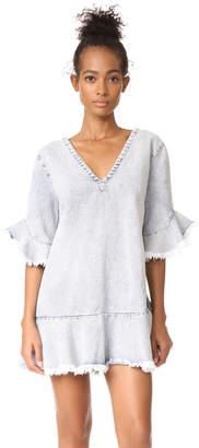 MLM LABEL Henri Denim Dress $175 thestylecure.com