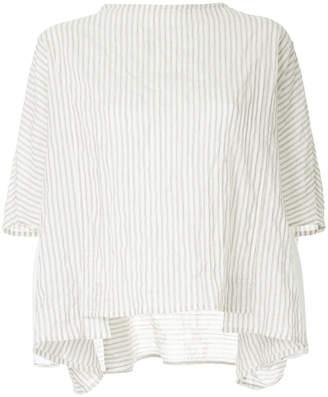 Toogood boxy striped top