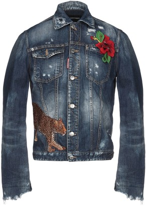 DSQUARED2 Denim outerwear