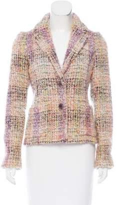 Missoni Wool & Mohair-Blend Bouclé Jacket