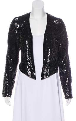 Chloé Sequined Evening Jacket