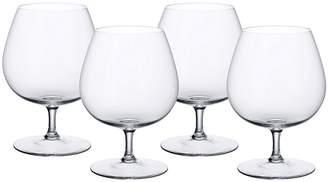 Villeroy & Boch Purismo Specials Brandy Goblet (Set of 4)