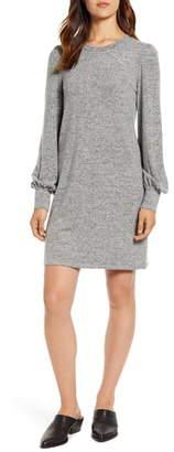 Lucky Brand Cloud Long Sleeve Knit Dress