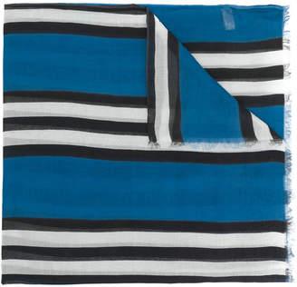 Altea stripe print scarf