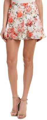 Show Me Your Mumu Skater Stretch Skirt