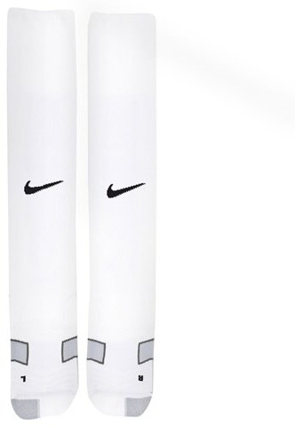 NIKE White Dri-Fit Elite Football Socks