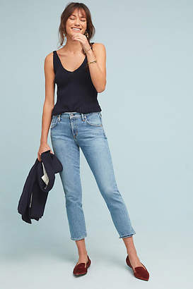 Citizens of Humanity Elsa Mid-Rise Slim Boyfriend Jeans