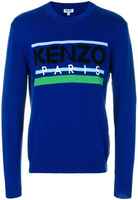 Kenzo Paris knit sweater