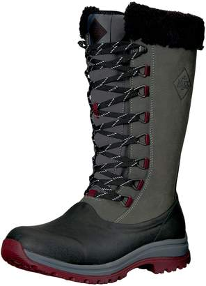 """Muck Boot Women's Apres Lace Tall (13"""") Work Boot"""