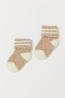 H&M Thick wool-ble