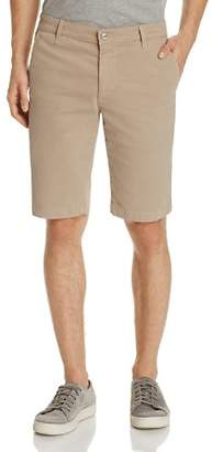 AG Jeans Twill Tailored Fit Shorts