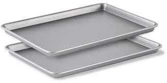 Calphalon Nonstick Bakeware 2-Piece Baking Sheet Set, 1826034