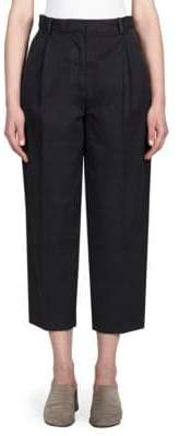 Acne Studios Cropped Cropped Trousers