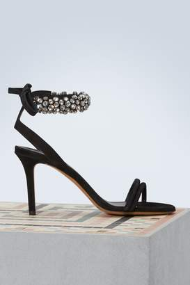 Isabel Marant Alrin heeled sandals