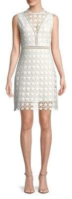Sam Edelman Star Lace Dress