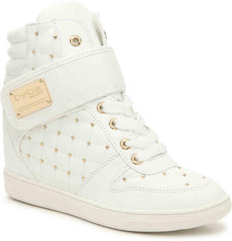 Bebe Cadyna Wedge Sneaker - Women's