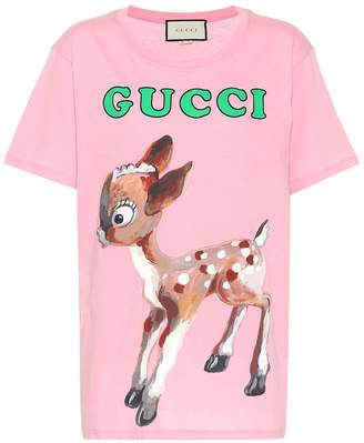60b859806 Gucci Pink Women's Tees And Tshirts - ShopStyle