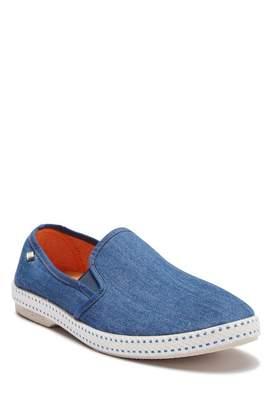 Rivieras LEISURE SHOES 'Blue Jean' Slip-On