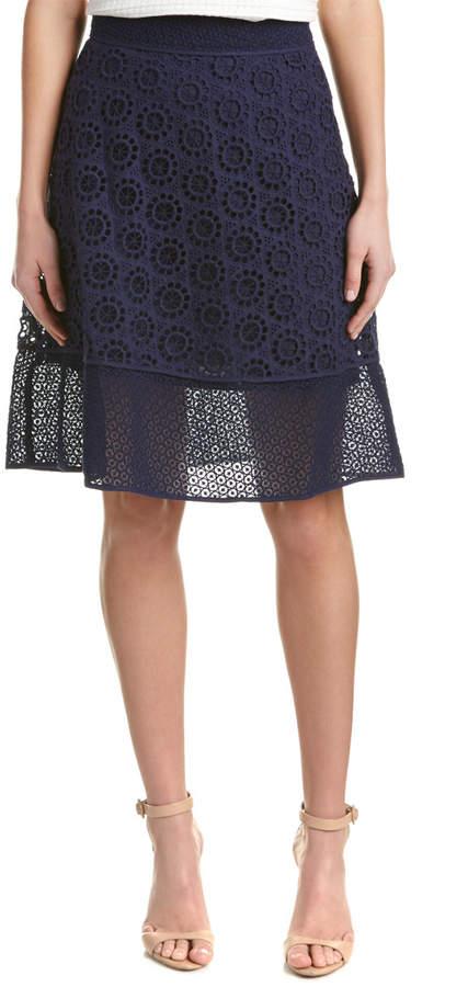 Trina Turk Desha A-Line Skirt