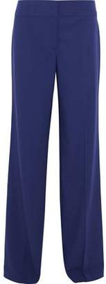Giorgio Armani Wool Wide-Leg Pants