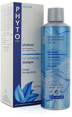 Phyto Phytocurl Shampoo 6.7 oz.