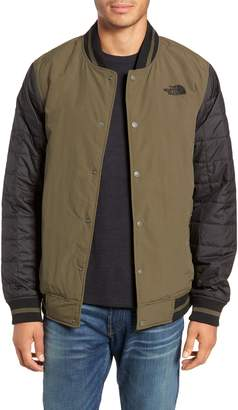 The North Face Transbay Insulated Varsity Jacket