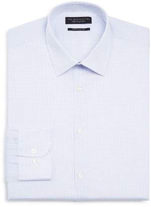Bloomingdale's The Men's Store at Multi Check Regular Fit Dress Shirt - 100% Exclusive