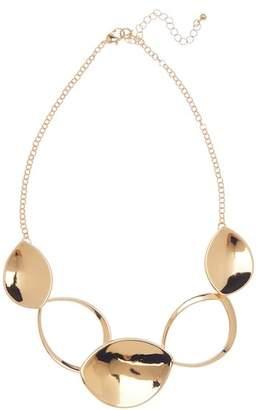 14th & Union Mixed Shape Short Necklace