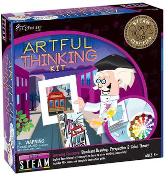 Kohl's Great Explorations STEAM Learning System Arts: Artful Thinking Kit