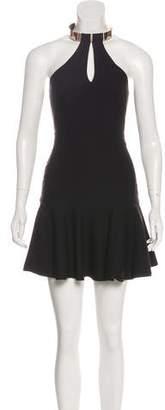 Style Stalker StyleStalker Belted Mini Dress