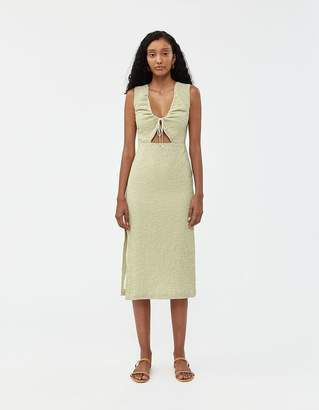 Paloma Wool Chambao Dress in Medium Green