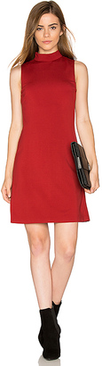 BB Dakota Bales Dress in Red $95 thestylecure.com