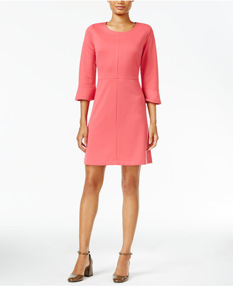 Maison Jules Flared-Sleeve A-Line Dress, Only at Macy's $69.50 thestylecure.com